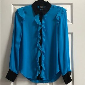 New Prabal Gurung Ruffle Blouse
